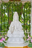Goddess of Mercy - Kwan Yin Stock Images