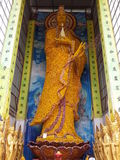 Goddess of Mercy Statue. At Dalat Royalty Free Stock Photography