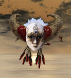Goddess Of Dream Royalty Free Stock Photography