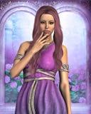 Goddess portrait Stock Photos