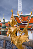 Goddess Statue of Royal Palace in Bankok Stock Photos