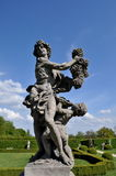 Goddess of wine Stock Photo