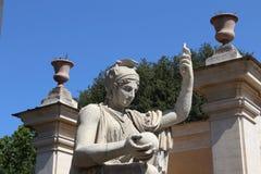 Goddness Rome arkivfoto