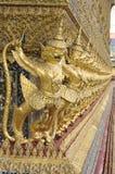The Goden Garuda in Temple of The Emerald Buddha (Wat Phra Kaew), BANGKOK, THAILAND.  Royalty Free Stock Photography