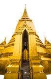 Goden pagoda Obraz Royalty Free