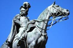 Godfrey Charles Morgan 1st viscountTredgar staty Arkivbild