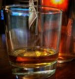 Godimento del cocktail di sera Fotografia Stock Libera da Diritti
