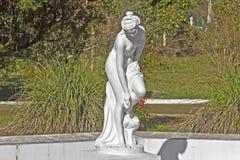 Godin Aphrodite, Sotchi royalty-vrije stock fotografie