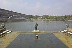 Godin Kaveri Royalty-vrije Stock Fotografie