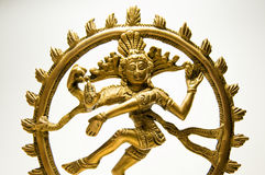Godin Shiva Royalty-vrije Stock Foto