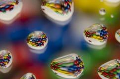 Godisar och vattenbubblor Royaltyfri Foto