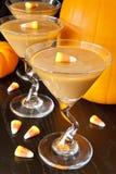 Godishavre Carmel Pudding Royaltyfri Foto