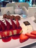 Godiva Desserts Royaltyfri Foto