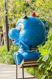 Godji is a of PTT mascot Stock Images