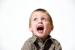 godna podziwu chłopca zdjęcia stock