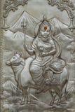 Godness of India Stock Image