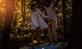 Godono di ogni giorno nell'amore fotografie stock libere da diritti
