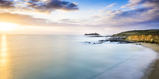 Godrevy, les Cornouailles Photo stock