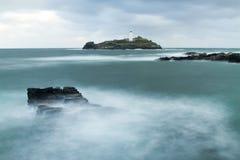 Godrevy Lighthouse Royalty Free Stock Image
