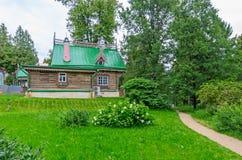 Gods av Abramtsevo, Moskvaregion, Ryssland. Arkivbild