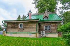 Gods av Abramtsevo, Moskvaregion, Ryssland. Arkivfoto