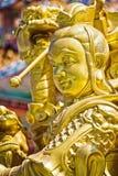 Gods of China Royalty Free Stock Photos
