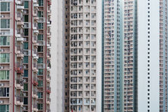 gods offentliga Hong Kong Arkivbilder