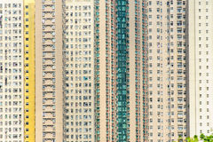 gods offentliga Hong Kong Arkivbild