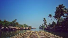 Gods own country- Kerela stock photos