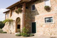 gods verkliga tuscany Arkivfoton