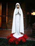 Godsdienst, beeld van Mary Virgin Stock Afbeeldingen