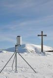 Godsdienst en wetenschap Stock Foto's