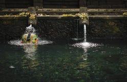 Godsdienstig bad in Indonesië Stock Fotografie