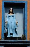 Godsdienstig pictogram in Montevideo Stock Foto