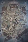 Godsdienstig symbool van de cyclus van het leven in de Boeddhistische godsdienst royalty-vrije stock foto