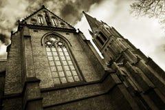 Godsdienstige architectuur Stock Fotografie