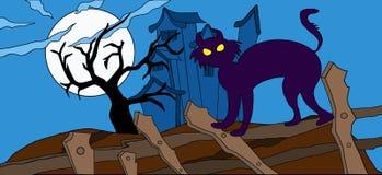 Godsdienstige de herfstvakantie van Halloween stock foto's