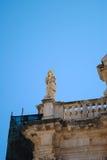 Godsdienstige gebouwen Dubrovnik, Kroatië Stock Foto