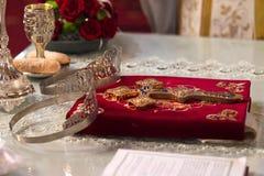 Godsdienstige voorwerpen Royalty-vrije Stock Foto's