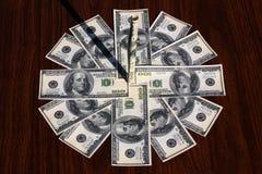 godzina monetarne słonecznych Fotografia Royalty Free