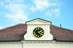 Godziny na dachu Fotografia Stock