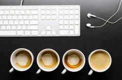 Godziny pracujące. Obrazy Stock