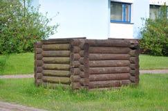Goed - een monument voor het waternut van de stad van B Stock Foto's