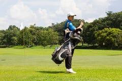 Goed golf royalty-vrije stock afbeelding
