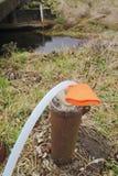 Goed halend Water uit Stock Afbeeldingen