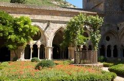 Goed van het klooster Stock Fotografie