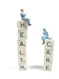 Goede gezondheidszorg Stock Foto