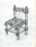 Goede stoel Stock Afbeeldingen
