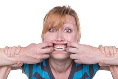 Goede tanden Stock Afbeeldingen