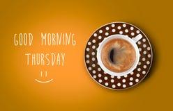 Goedemorgen Stock Foto's